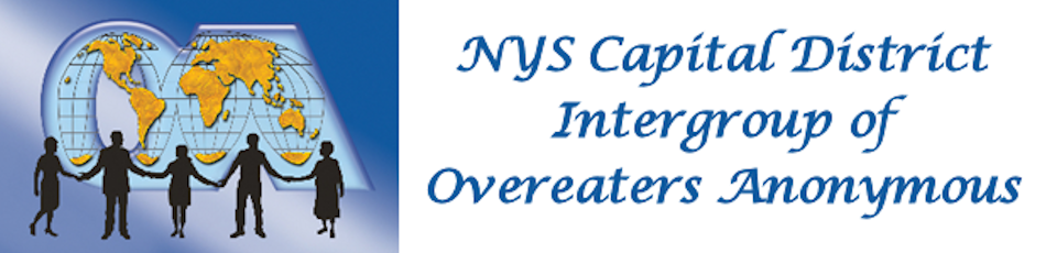 Overeaters Anonymous – New York State Capital District Intergroup
